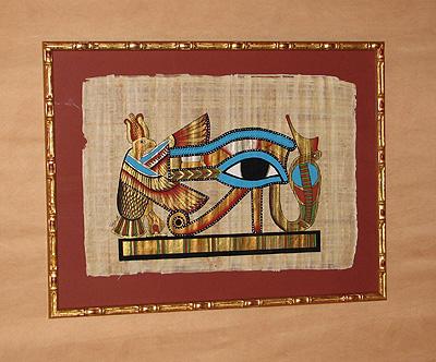Папирус в поделках